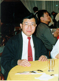 Associate Professor  The-Chang Lee
